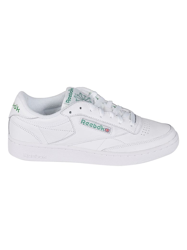 Womens Club C 85 Emboss Tennis Shoes, Bianco Reebok
