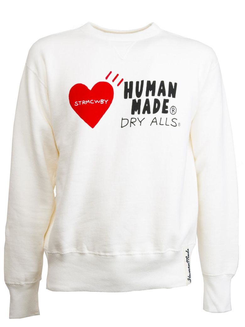 HUMAN MADE CLASSIC SWEATER