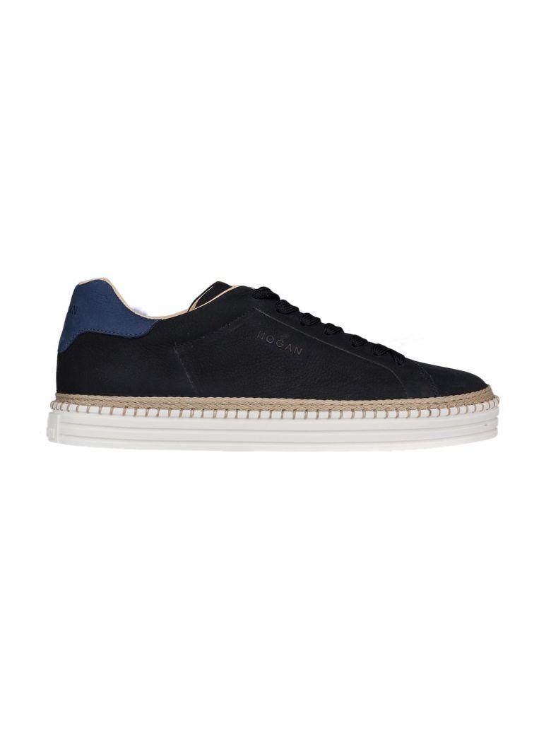 stitched sole sneakers - Blue Hogan ACPWwic5nj