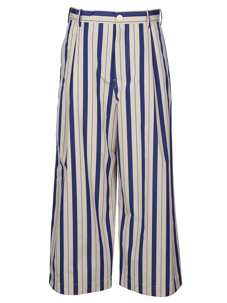 Sofie D'hoore SOFIE DHOORE STRIPED TROUSERS