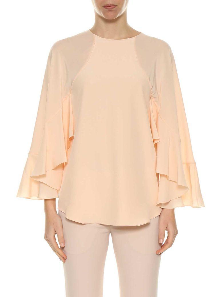 Chloé Wide Sleeves Blouse - Rosa chiaro