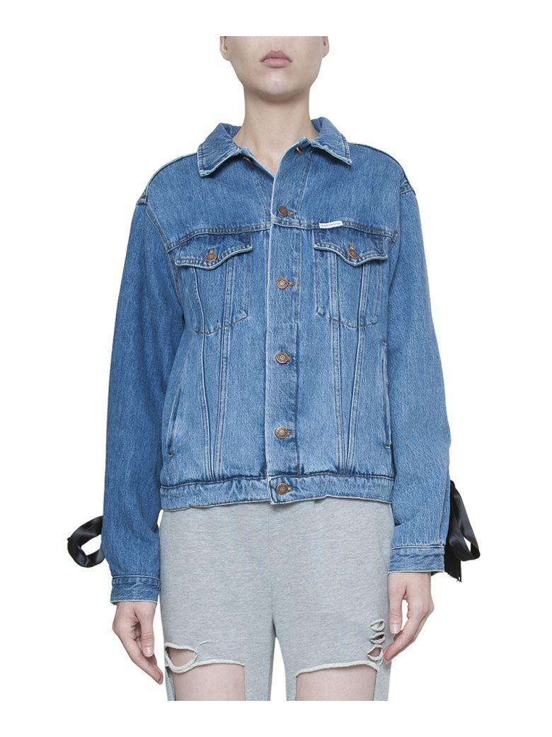 FORTE COUTURE Brixton Cotton Denim Jacket