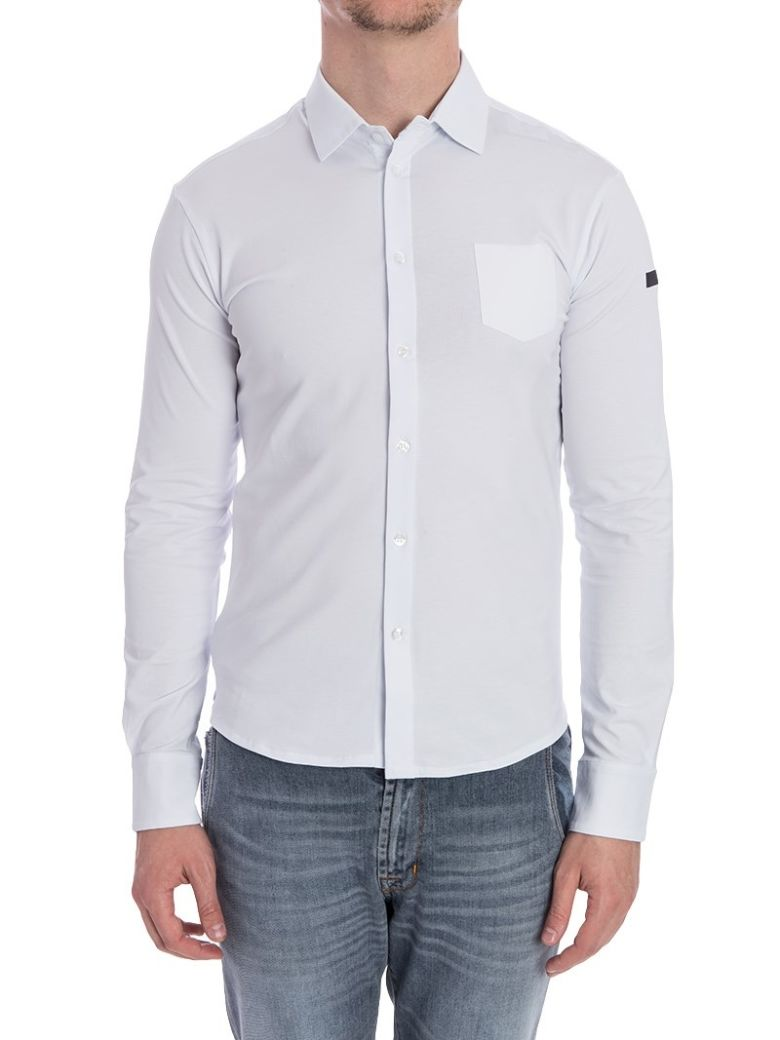 RRD ROBERTO RICCI DESIGNS POLO SHIRT COTTON