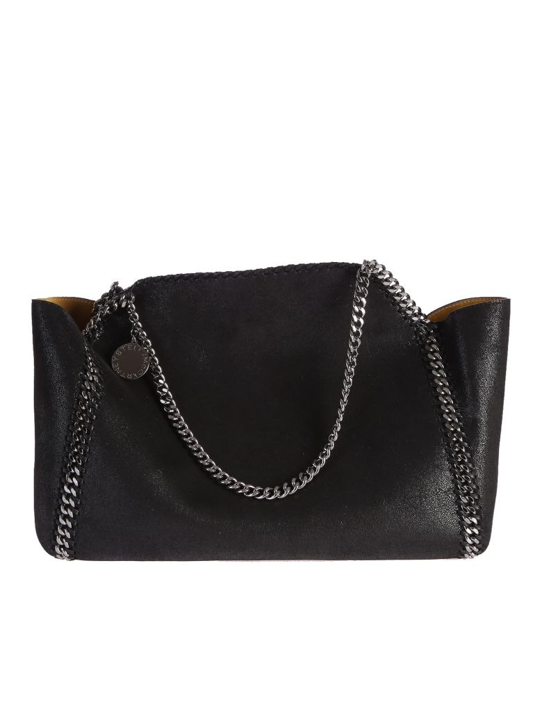 Falabella Medium Reversible Tote Bag With Black Chain from Al Duca d'Aosta
