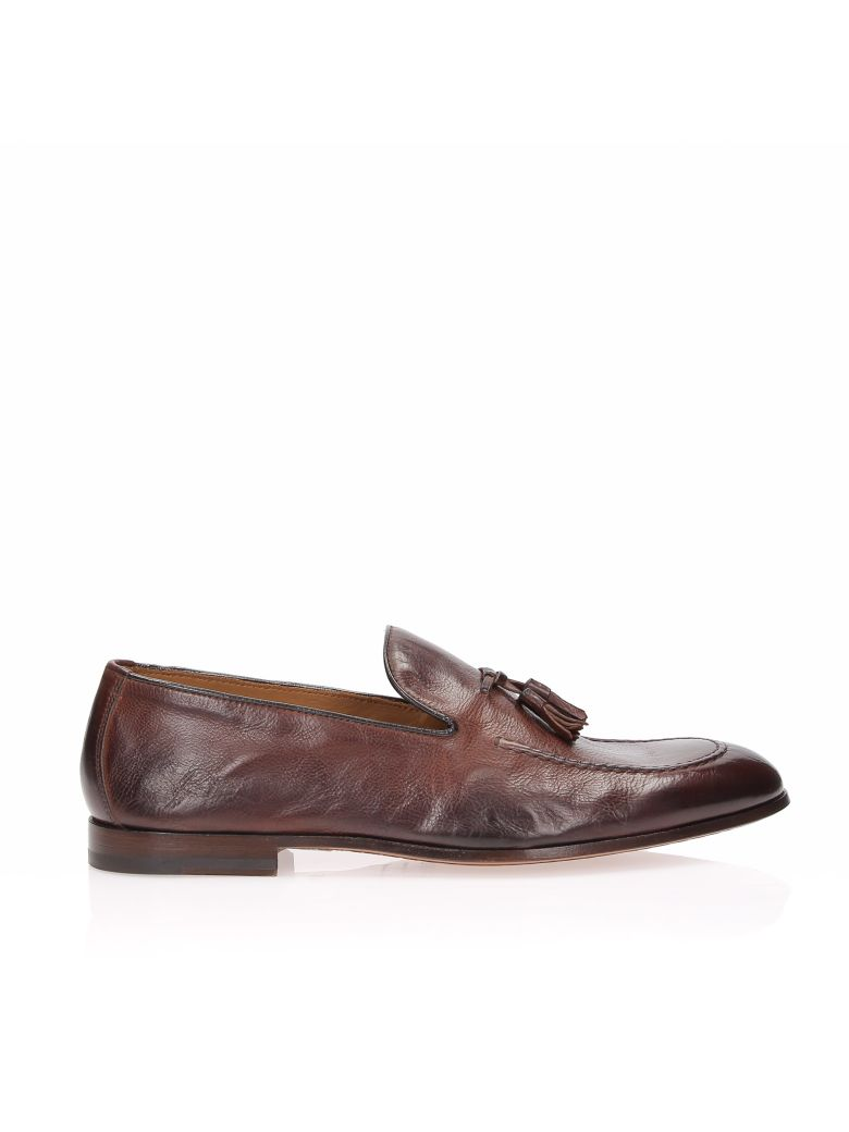 DOUCALS TASSEL LOAFERS