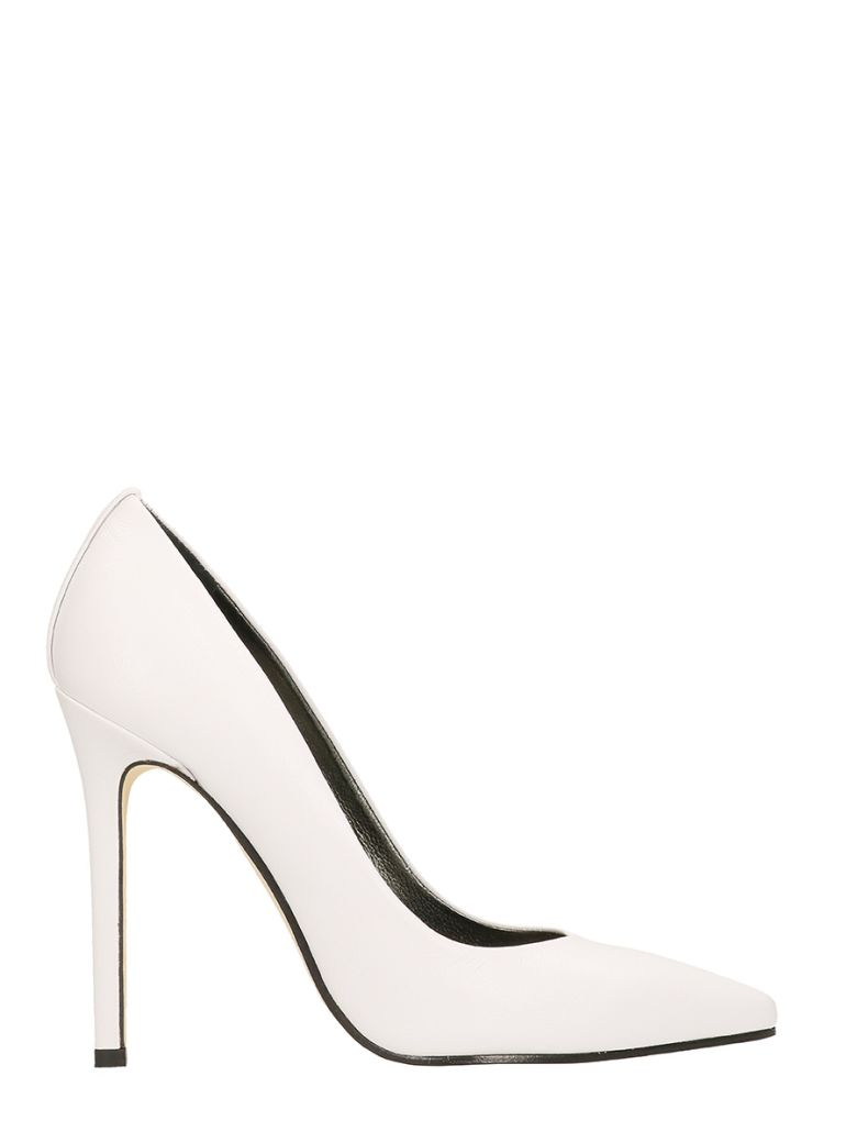 classic pointed toe pums - White Marc Ellis Y25k8G