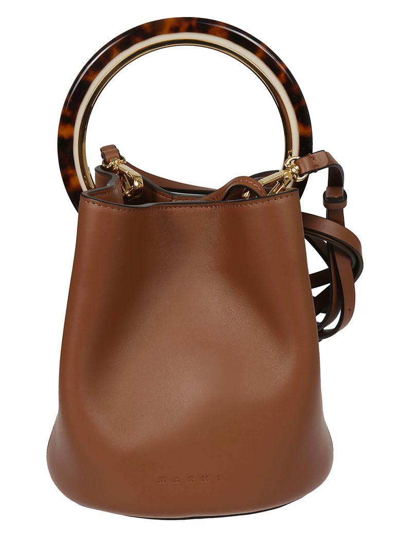 Pannier Bucket Bag, 00Mmaroon