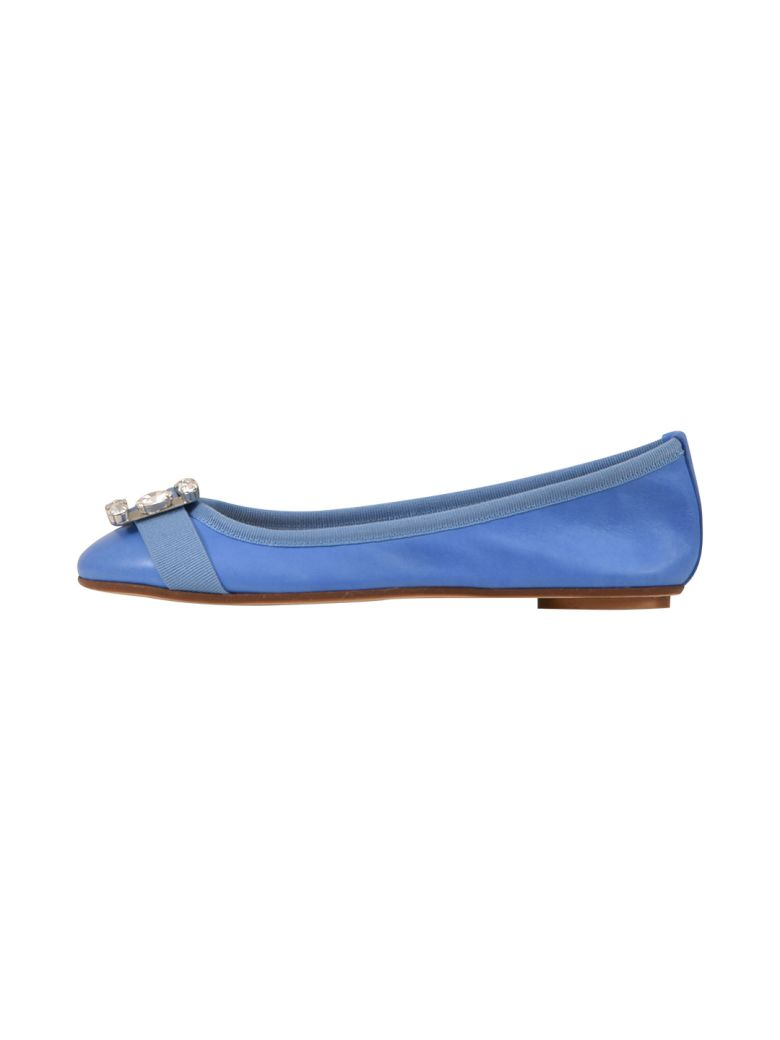 New Arrival Cheap Price Very Cheap ANNA BAIGUERA Annetteflex Ballerina Blue Discount Price Ir8P90ZHJm