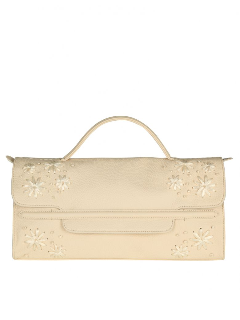 NINA M DERUTA PURE IN SKIN WITH EMBROIDERY