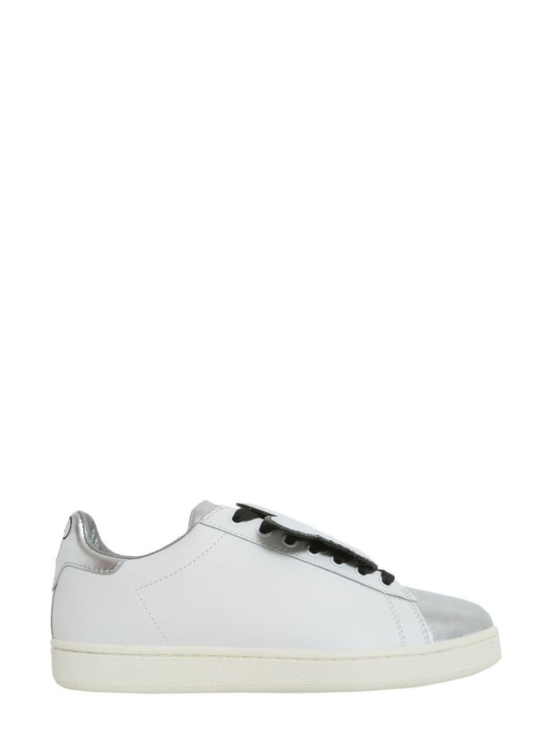 MOA USA Mickey Mouse Sneakers in Bianco