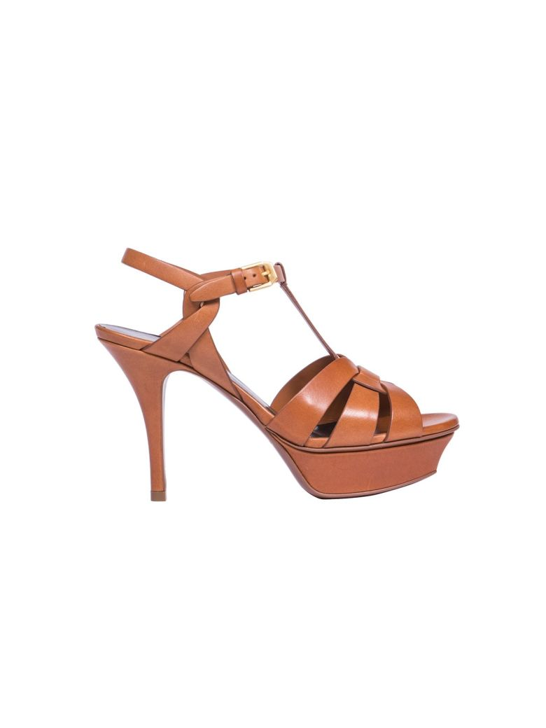 LEATHER TRIBUTE SANDALS
