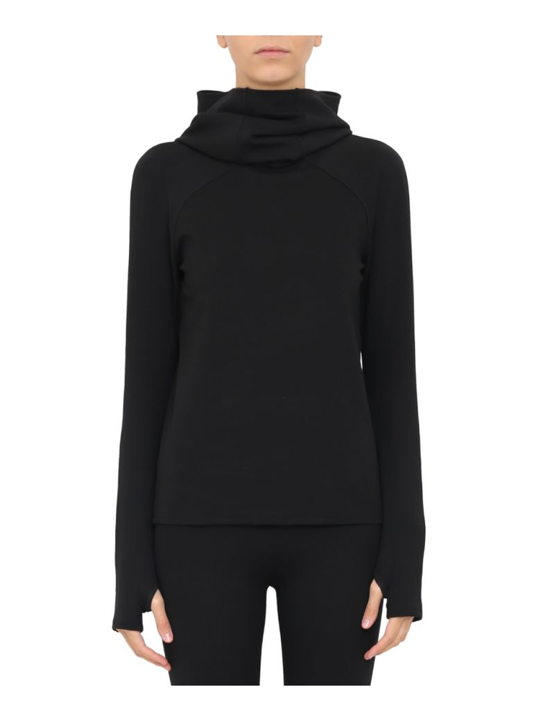 Shop Offer fitted funnel-neck sweater - Black Paco Rabanne Visit Discount 100% Original fhpgwMB4