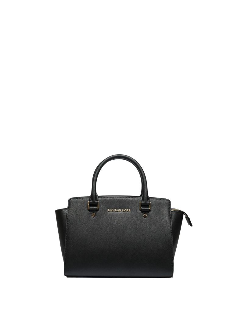 SELMA SAFFIANO LEATHER M SATCHEL