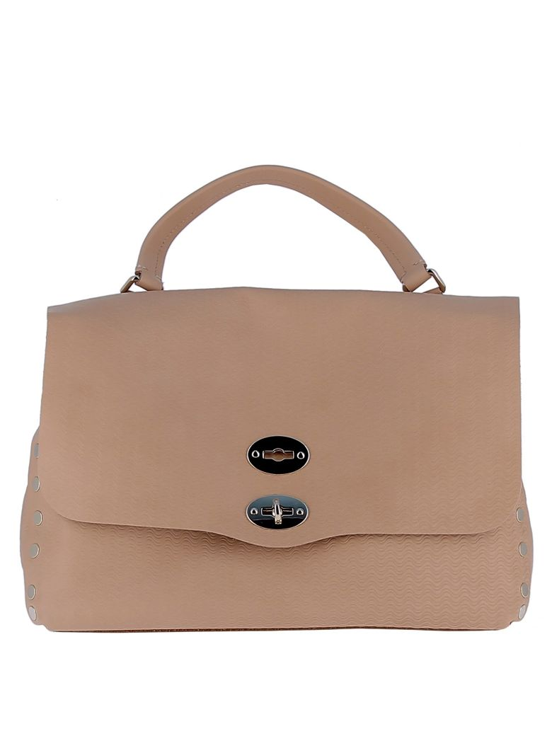 zanellato nudo leather handbag