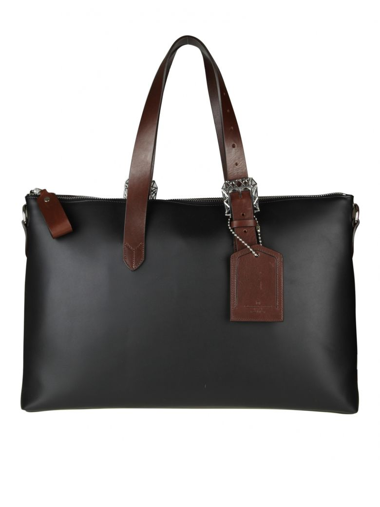 "Golden Goose Golden Goose ""the Darcy"" Bag In Black Leather"