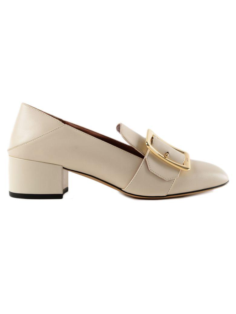 Janelle 40 Loafers, Bone 15