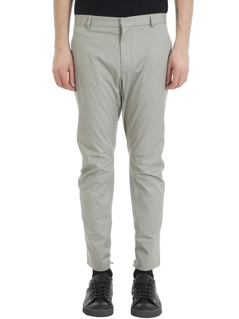 casual chinos - Grey Lanvin Marketable EAGOPp