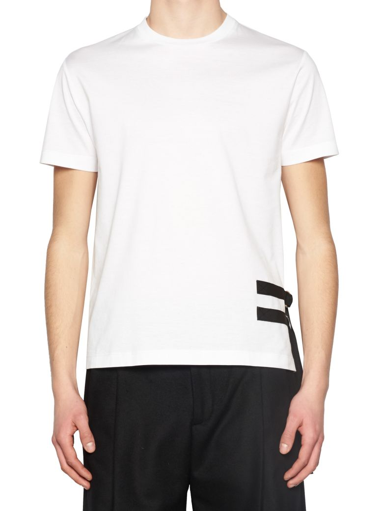 LES HOMMES T-Shirt in White