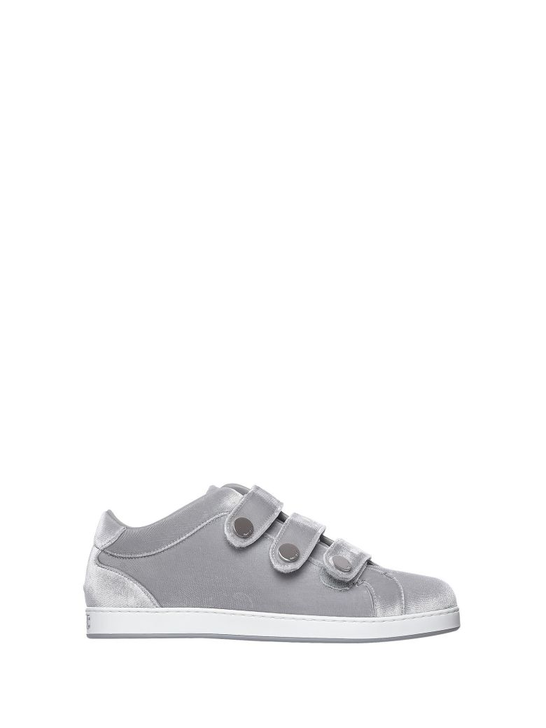 NY SNEAKERS TRAINER SILVER