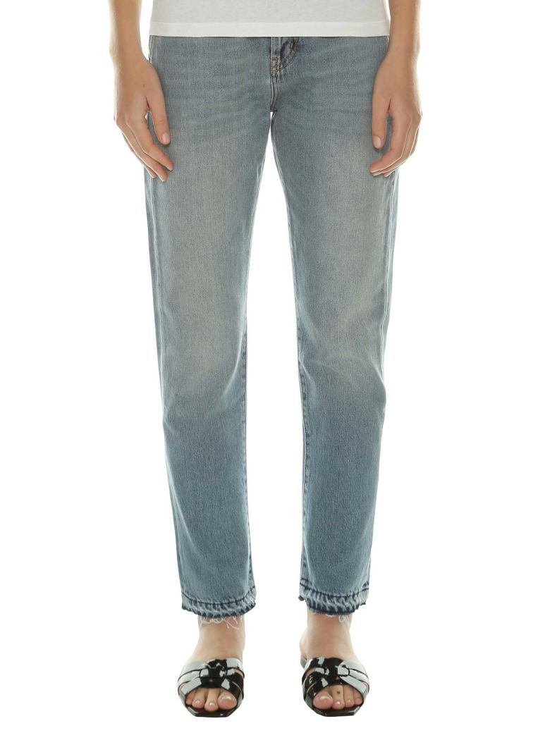 Saint Laurent Vintage Denim Jeans - Vintage blue