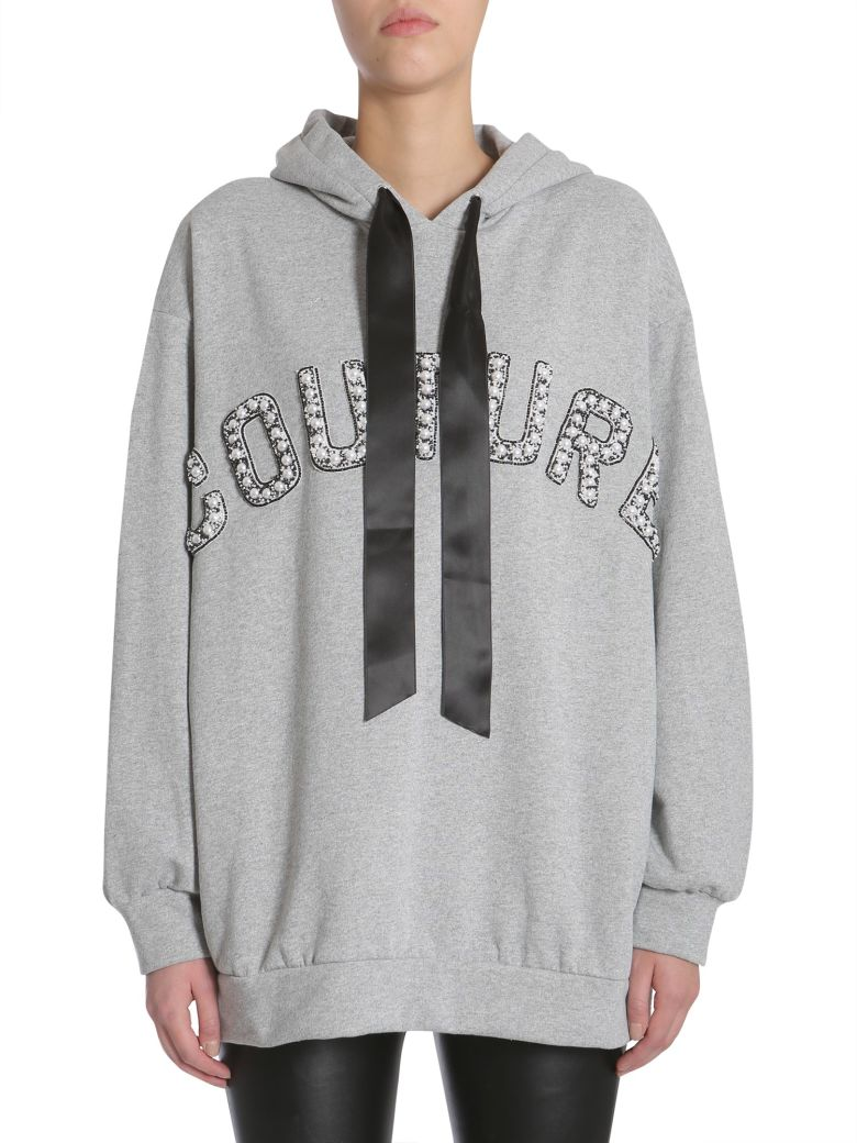 FORTE COUTURE Forte Dei Marmi Couture Couture Hoodie - Grey