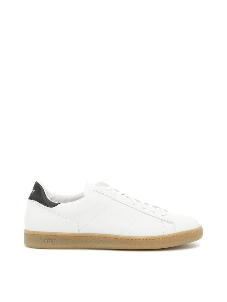ROV LEFT RIGHT LEATHER SNEAKERS