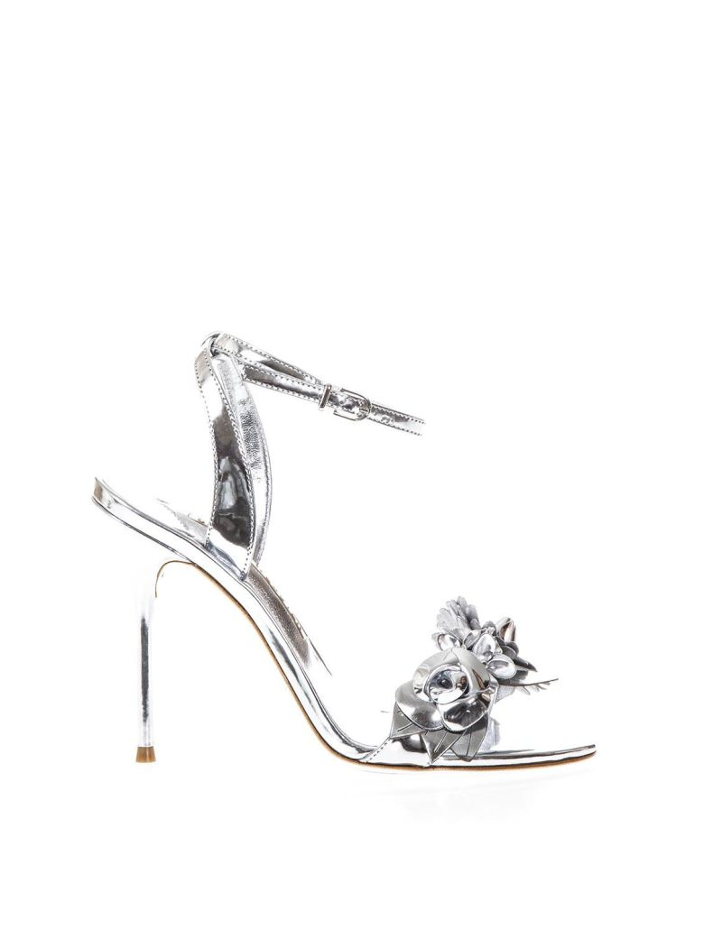 Lilico Silver Leather Sandals