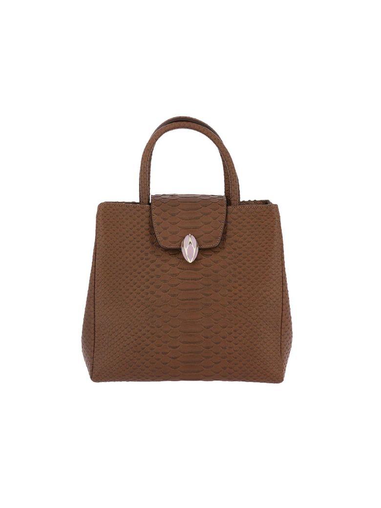 F.E.V. BY FRANCESCA E. VERSACE F.E.V. By Francesca E. Versace Handbag Shoulder Bag Women F.E.V. By Francesca E. Versace in Beige