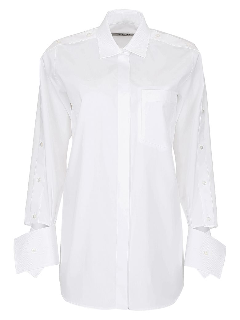 Valentino Cottons LONG-SLEEVED SHIRT
