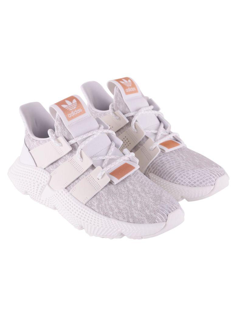 adidas originali prophere sneakers, bianco modesens
