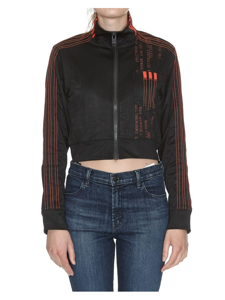 ADIDAS ORIGINALS BY ALEXANDER WANG. Adidas Originals By Alexander Wang Crop  Track Top ... f315f9bb56