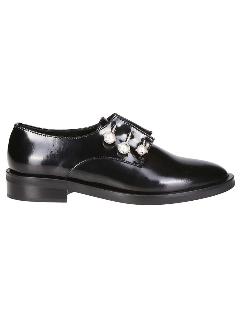 Nina Oxford Shoes in Black