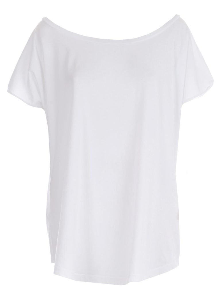 LOS ANGELES WHITE COTTON T-SHIRT