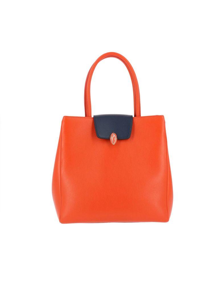 F.E.V. BY FRANCESCA E. VERSACE F.E.V. By Francesca E. Versace Handbag Shoulder Bag Women F.E.V. By Francesca E. Versace in Lobster