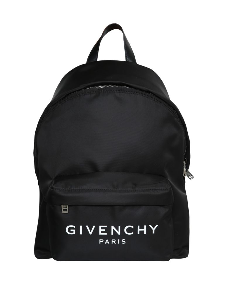 d8ed1694fa Backpack Market Price In Logo For Nero 10667200 Best Givenchy Nylon The  a8OTT