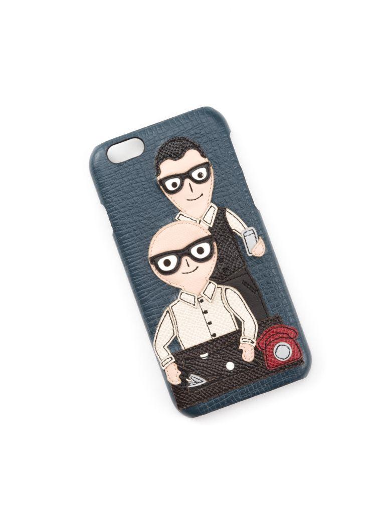 Iphone Case in Blue