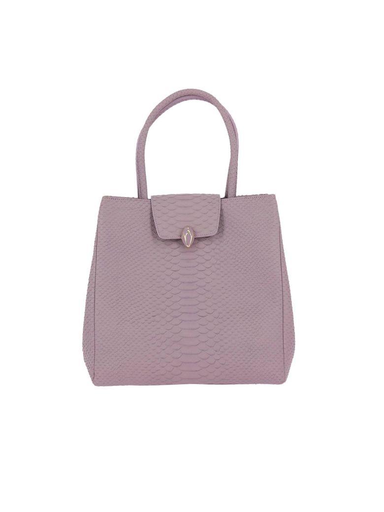 F.E.V. BY FRANCESCA E. VERSACE F.E.V. By Francesca E. Versace Handbag Shoulder Bag Women F.E.V. By Francesca E. Versace in Lilac