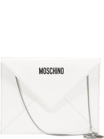 Moschino Be Mine Envelope Clutch