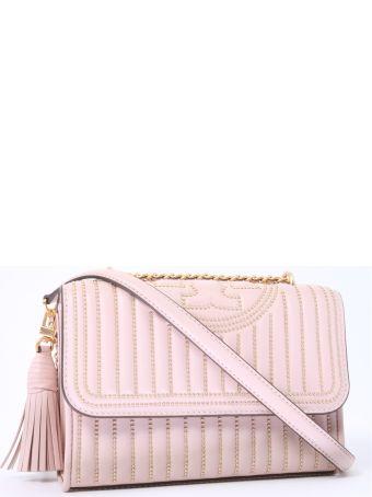 Tory Burch Pink Fleming Bag