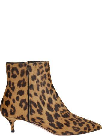 Aquazzura Quant Ankle Boots