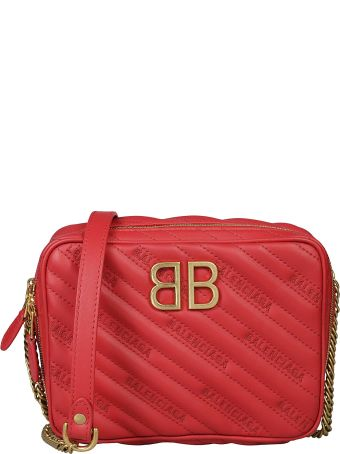 Balenciaga Bb Reporter Shoulder Bag