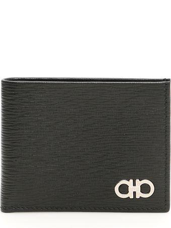 Salvatore Ferragamo Revival Calfskin Wallet