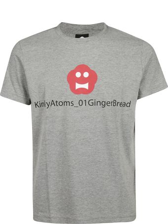 Aspesi Ginger Bread Printed T-shirt