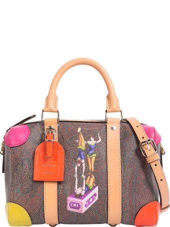 Paisley Small Handbag