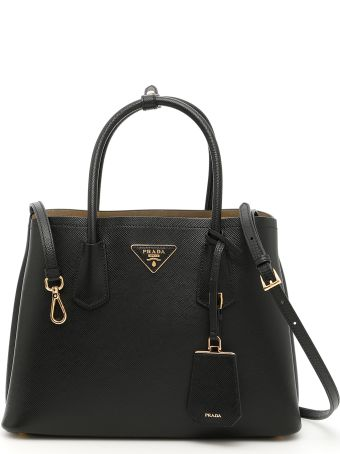 Double Saffiano Bag