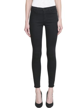 J Brand Super Skinny Midrise Cotton Denim Jeans