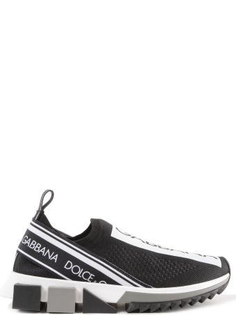 Dolce & Gabbana Fabric Slip On