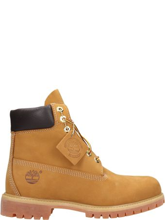 Timberland Icon Premium Leather Boots