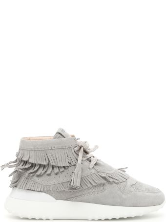 Medium Fringed Sneakers