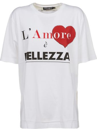 Dolce & Gabbana L'amore E Bellezza T-shirt